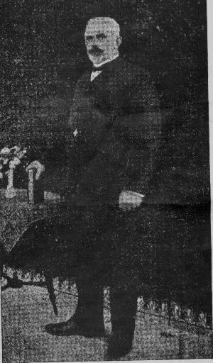 Apostle H.F. Niemeyer